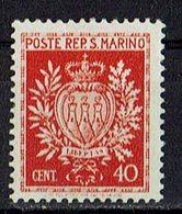 San Marino 1945 // Mi. 320 ** (031..772) - San Marino
