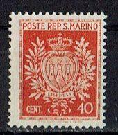 San Marino 1945 // Mi. 320 ** (031..773) - San Marino