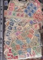 Timbres En Vrac De L'Algérie Française De 1910 à L'indépendance - Stamps