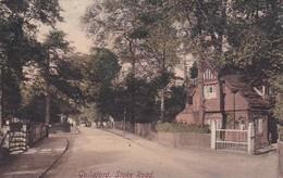 GUILDFORD, STROKE ROAD. F.FRITH & Co. CIRCULEE 1900s SURREY A BUENOS AIRES. TIMBRE ARRACHE- BLEUP - Surrey