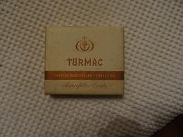 ETUI DE 20 CIGARETTES VIDE - TURMAC - TURKISH MACEDONIAN TOBACCO CO - SUPERFILTRE OVALE - Empty Cigarettes Boxes