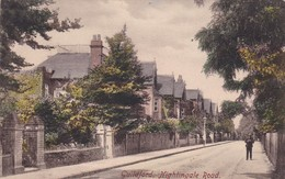 GUILDFORD, NIGTHINGALE ROAD. F FRITH & Co. CIRCA 1900s NON CIRCULEE- BLEUP - Surrey