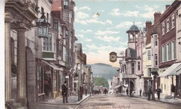 GUILDFORD. HIGH STREET. VINTAGE LANDSCAPE. F FRITH & Co. CIRCA 1900s NON CIRCULEE- BLEUP - Surrey