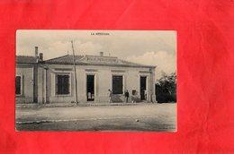 Carte Postale - LA MESKIANA - BUREAU De POSTE & TELEGRAPHE - Algérie