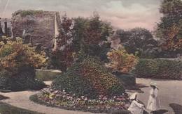 GUILDFORD. CASTLE GROUNDS. VINTAGE LANDSCAPE. F FRITH & Co. CIRCA 1900s NON CIRCULEE- BLEUP - Surrey