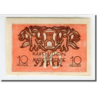 Billet, Autriche, Ysper, 10 Heller, Texte 3, 1920, 1920-04-11, SPL, Mehl:1261b - Autriche