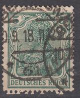 Deutsches Reich -  Mi. 85 (o) - Oblitérés