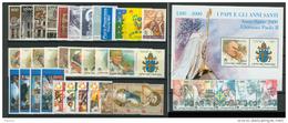 Vaticano 2000 Annata Completa/Complete Year MNH/** - Vaticano