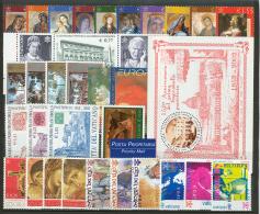Vaticano 2002 Annata Completa/Complete Year MNH/** - Vaticano