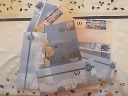ONU  NEW YORCK  DIVERS - Stamps