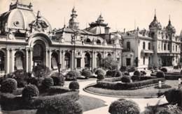 MONTE-CARLO - Le Jardin Et Le Casino - Monte-Carlo
