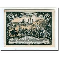 Billet, Autriche, Eferding, 50 Heller, Paysage, 1920, 1920-05-15, SPL - Autriche