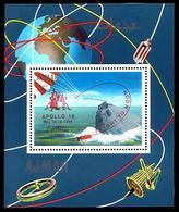 Space. Ajman 1969. Michel Blk140 MNH** - Space
