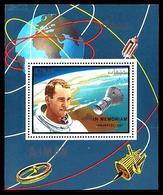 Space. Ajman 1969. Michel Blk142 MNH** - Space