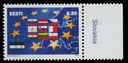 ESTLAND 2004 Nr 487 Postfrisch X7E6376 - Estland