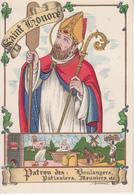 Saint Thonoré Patron Des : Boulangers,Pâtissiers,Meuniers  Edition M.Barré & J. Dayez - Religions & Beliefs