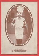 """C.P.M.  (75 )  """" PARIS """" DANIEL BOUCHE Au Petit Montmorency (26 Rue De Montmorency 75003) -Voir 2 Photos - Hotels & Restaurants"""