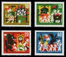 BRD 1963 Nr 408-411 Postfrisch S57FA66 - BRD