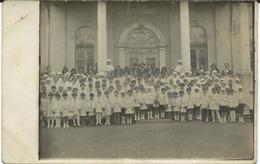 Macedonia - Skopje - Uciteljska Skola ( Teacher's College ).Post Card - British Made - Macédoine