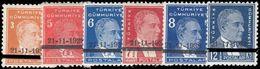 Turkey 1938 Mourning For Ataturk Fine Unmounted Mint. - 1921-... Republic
