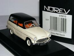 Simca P60 Ranch 1/43 Norev - Norev