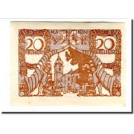 Billet, Autriche, Ysper, 20 Heller, Texte 4, 1920, 1920-04-11, SPL, Mehl:1261b - Autriche