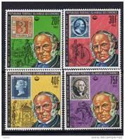 Comores N° 245  / 48 X 100ème Anniversaire De La Mort De Sir Rowland Hill Les 4 Valeurs Trace De Charnière Sinon TB - Comores (1975-...)