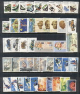 Australia 1980's Assorted Sets & Oddments, Some Duplicates 6 Scans - Stamps