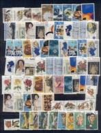 Australia 1980's Selection, Sets, Singles No Duplication 10 Scans - Stamps