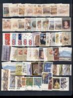 Australia & New Zealand Assorted Oddments, Inc. Duplicates 5 Scans - Stamps