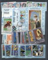 Middle East, Yemen, Sharjah, Manama Etc. Oddments, Sets & MS. Some Hinge Thins 12 Scans - Stamps