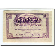 Billet, Autriche, Weitra, 10 Heller, Paysage 4, 1920, 1920-05-07, SPL - Autriche
