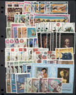 Yemen Kingdom 1967 On Assorted Oddments, Most CTO 7 Scans - Stamps