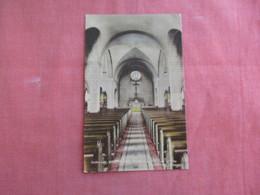 Ireland > Donegal  -- Interior St Patricks Church Ref 3091 - Donegal