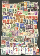 WORLDWIDE: Lot Of Stamps And Set Of Varied Countries, All Mint (almost All MNH) And Of Fine To VF General Quality (some  - Autres - Europe
