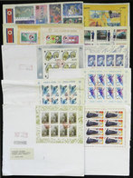 WORLDWIDE: 10 Modern Covers Sent To Italy From North Korea, Egypt And Russia, With Spectacular Very Thematic Postages, R - Autres - Europe