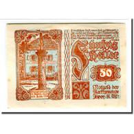 Billet, Autriche, Ysper, 50 Heller, Texte  5, 1920, 1920-04-11, SPL, Mehl:1261b - Autriche