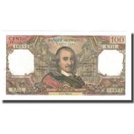 France, 100 Francs, 100 F 1964-1979 ''Corneille'', 1973, 1973-05-03, SPL - 1962-1997 ''Francs''