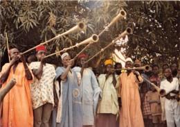 BENIN Province Du Borgou NIKKI Trompettes Sacrees Bariba 5(scan Recto-verso) MA635 - Benin