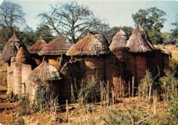 BENIN Chateau Fort SOMBA 7(scan Recto-verso) MA635 - Benin
