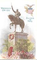 Washington 1732 - 1799 Souvenir De Paris - Souvenir De...