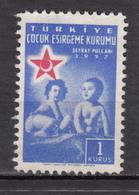 Turquie, Turkiye, Croix-rouge, Red Cross, Croissant-rouge, Red Cross - Croix-Rouge