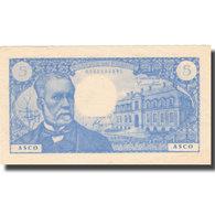 France, 5 Francs, 5 F 1966-1970 ''Pasteur'', 1966, 1966-05-05, SCOLAIRE, TTB - Fautés