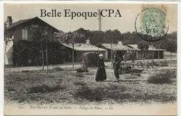 33 - ARCACHON - Village Du Phare +++++ LL, #101 ++++ 1906 - Arcachon