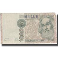 Billet, Italie, 1000 Lire, Undated (1982), KM:109a, TB+ - [ 2] 1946-… : République