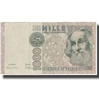 Billet, Italie, 1000 Lire, Undated (1982), KM:109a, TTB - [ 2] 1946-… : République