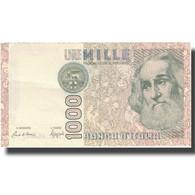 Billet, Italie, 1000 Lire, Undated (1982), KM:109b, SPL+ - [ 2] 1946-… : République