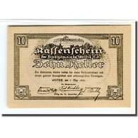 Billet, Autriche, Weitra, 10 Heller, Paysage 2, 1920, 1920-05-07, SPL - Autriche