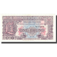 Billet, Grande-Bretagne, 1 Pound, Undated (1948), KM:M22a, NEUF - Emissions Militaires
