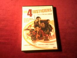 LES 4 JUSTICIERS - Action, Aventure